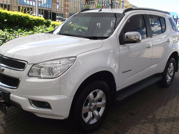 2013 Chevrolet Trailblazer 2.8 Ltz 4x4 At  Gauteng Pretoria_0