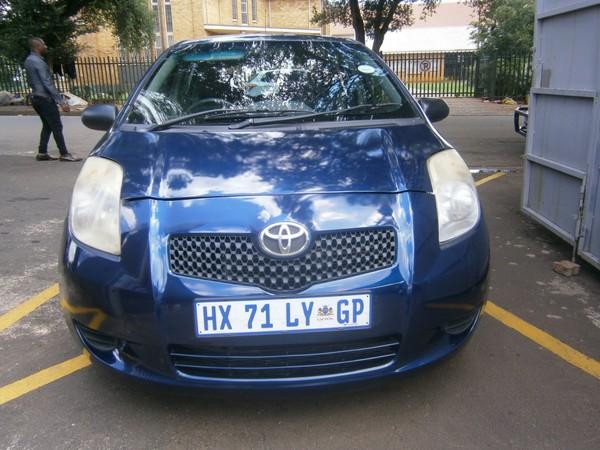 2007 Toyota Yaris 1.3 Gauteng_0