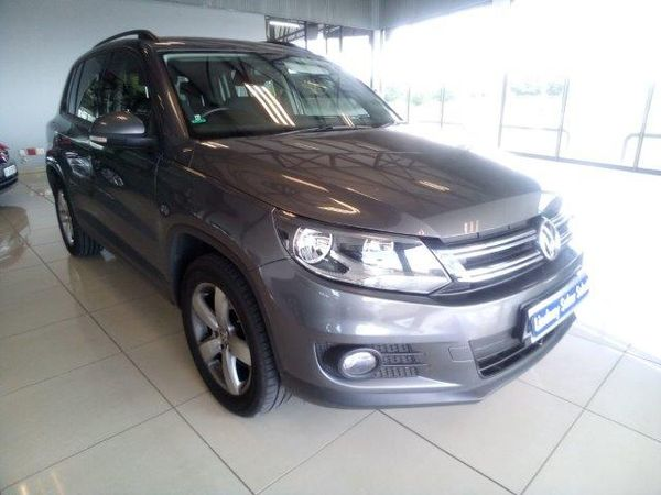 2013 Volkswagen Tiguan 2.0 Tdi Bmot Trend-fun  Gauteng Vereeniging_0