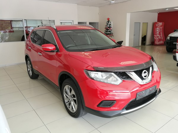 2017 Nissan X-Trail 1.6dCi XE T32 Western Cape Paarl_0