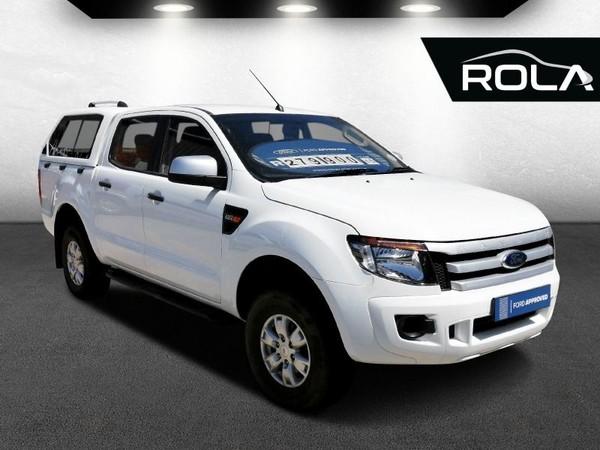 2015 Ford Ranger 2.2tdci Xls Pu Dc  Western Cape Swellendam_0