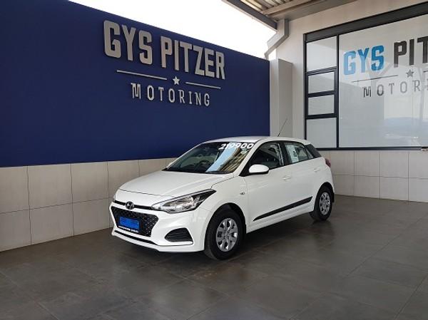 2019 Hyundai i20 1.2 Fluid Gauteng Pretoria_0