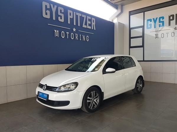 2009 Volkswagen Golf Vi 1.6 Tdi Comfortline  Gauteng Pretoria_0