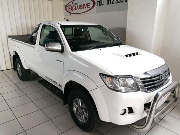 2013 Toyota Hilux 3.0 D-4d Raider 4x4 At Pu Dc  Gauteng Pretoria_0