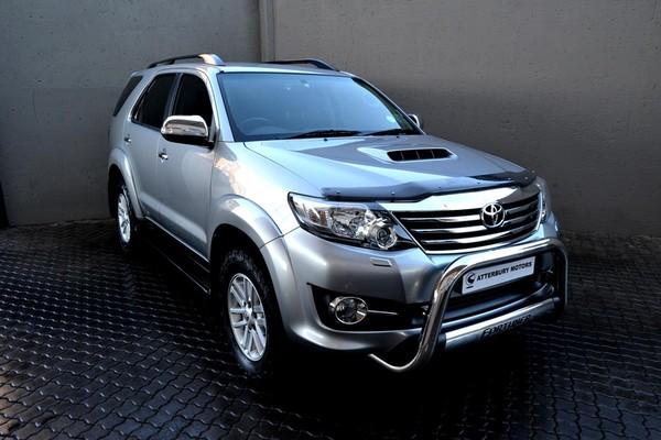 2015 Toyota Fortuner 3.0d-4d Rb At  Gauteng Pretoria_0