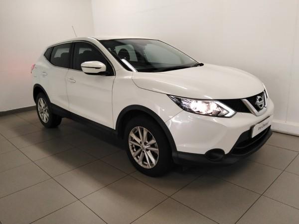 2017 Nissan Qashqai 1.2T Acenta CVT Gauteng Midrand_0