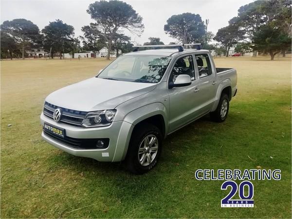 2011 Volkswagen Amarok 2.0tdi Trendline 90kw 4mot Dc Pu  Eastern Cape Port Elizabeth_0