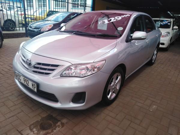 2011 Toyota Corolla 1.6 Advanced At  Gauteng Pretoria_0