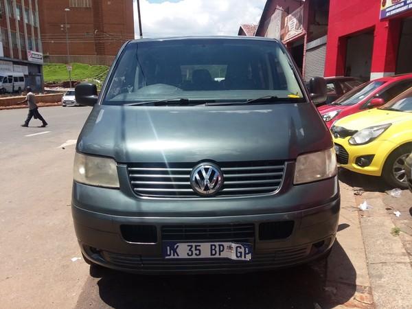 2008 Volkswagen Transporter 2.5 Tdi 128kw Lwb Pu Dc  Gauteng Johannesburg_0