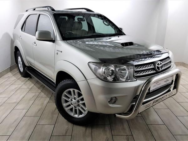 2011 Toyota Fortuner 3.0d-4d 4x4 At  Gauteng Pretoria_0