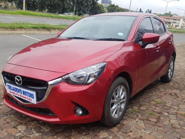 2016 Mazda 2 1.5 Dynamic 5-Door Gauteng Kempton Park_0