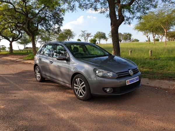 2010 Volkswagen Golf Vi 1.4 Tsi Comfortline  Gauteng Pretoria West_0