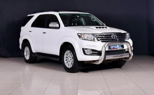 2015 Toyota Fortuner 3.0d-4d 4x4 At  Gauteng Nigel_0