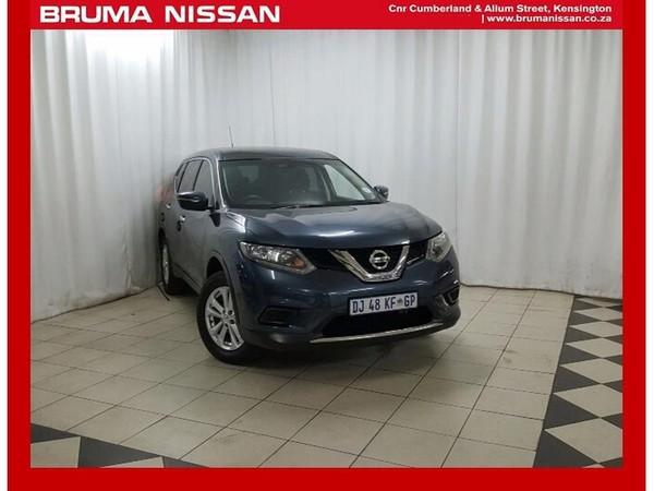 2014 Nissan X-Trail 1.6dCi XE T32 Gauteng Johannesburg_0