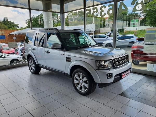 2015 Land Rover Discovery 4 3.0 Tdv6 Se  Gauteng Bryanston_0