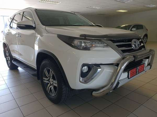 2016 Toyota Fortuner 2.8GD-6 RB Western Cape Worcester_0