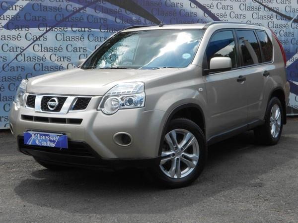 2011 Nissan X-Trail 2.0 4x2 Gauteng Boksburg_0