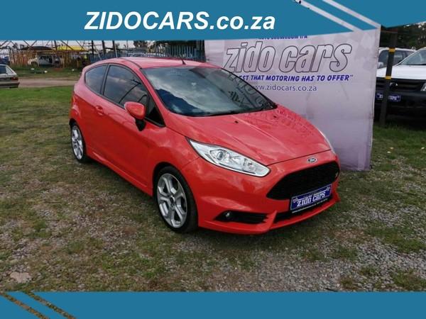 2013 Ford Fiesta ST 1.6 Ecoboost GDTi Gauteng Kempton Park_0