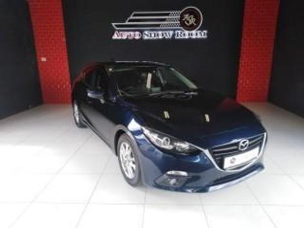 2015 Mazda 3 1.6 Dynamic 5-Door Gauteng Kempton Park_0