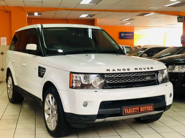 2012 Land Rover Range Rover Sport 5.0 V8 Supercharged Kwazulu Natal Durban_0