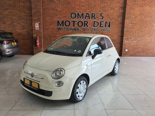 2014 Fiat 500 1.2 POP MANUAL Mpumalanga Witbank_0