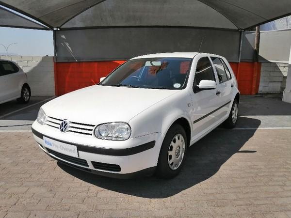 2002 Volkswagen Golf 4 1.6 Comfortline At  Western Cape Malmesbury_0