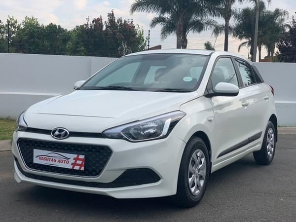 2015 Hyundai i20 1.2 Motion Gauteng Kempton Park_0