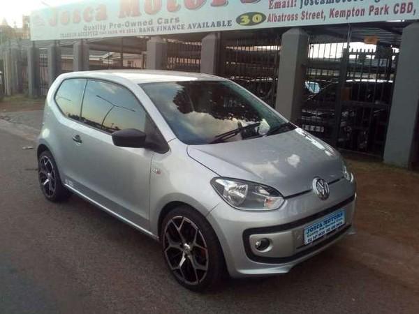 2015 Volkswagen Up Move UP 1.0 3-Door Gauteng Kempton Park_0