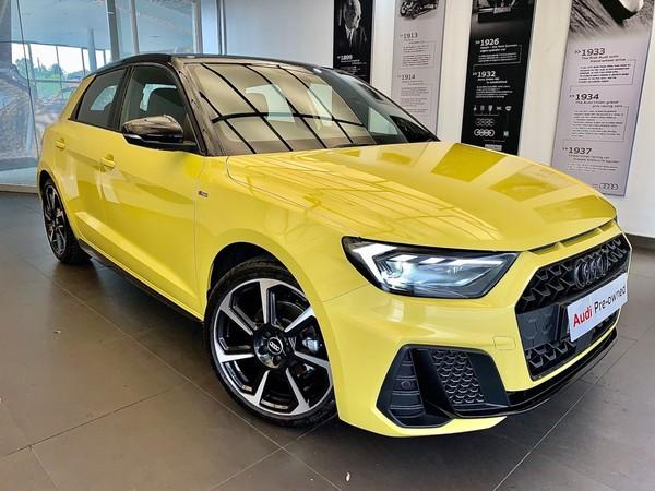 2020 Audi A1 Sportback 1.4 TFSI S-LINE S Tronic 35 TFSI Gauteng Rivonia_0