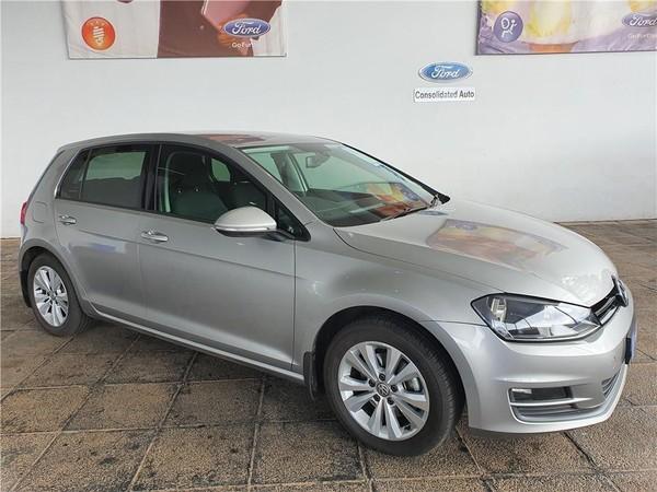2015 Volkswagen Golf Vii 1.4 Tsi Comfortline  Gauteng Boksburg_0