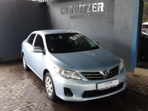 2013 Toyota Corolla 1.6 Professional  Gauteng Pretoria_0
