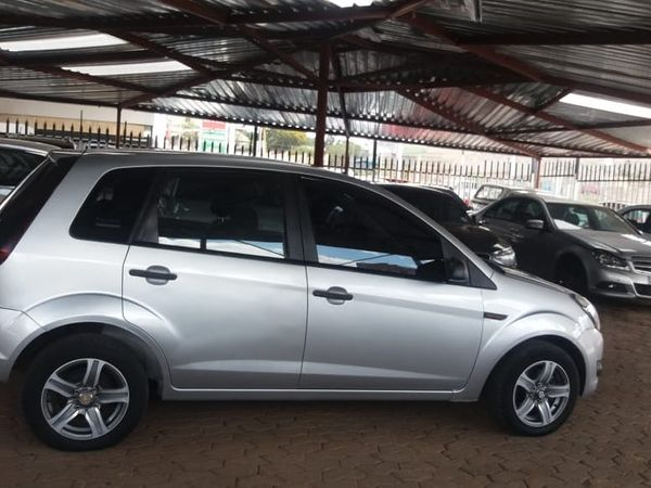 2011 Ford Figo 1.4 Tdci Ambiente  Gauteng Jeppestown_0