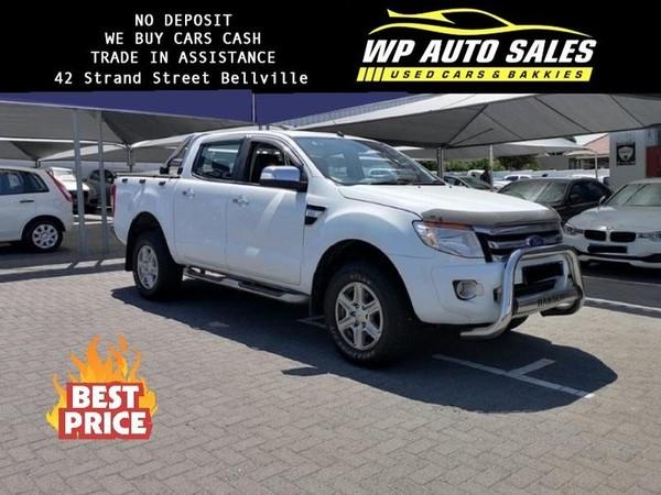 2014 Ford Ranger 3.2tdci Xlt At  Pu Dc  Western Cape Bellville_0