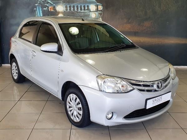 2013 Toyota Etios 1.5 Xi 5dr  Western Cape Goodwood_0