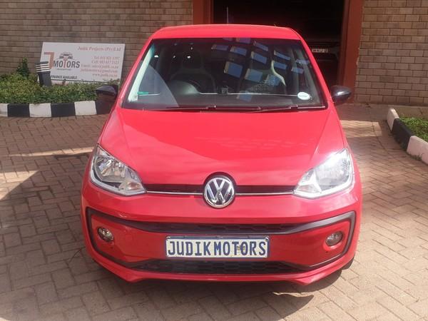 2017 Volkswagen Up Move UP 1.0 5-Door Gauteng Johannesburg_0
