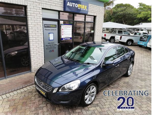 2012 Volvo S60 T3 Essential NOW ONLY R129 900 Eastern Cape Port Elizabeth_0