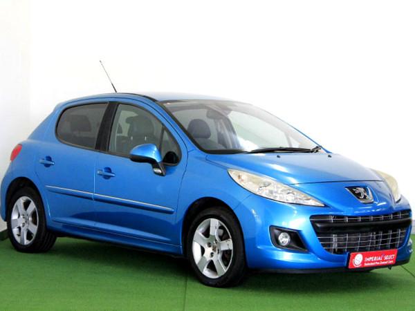2012 Peugeot 207 1.6 Vti Sportium 5dr  Western Cape Brackenfell_0