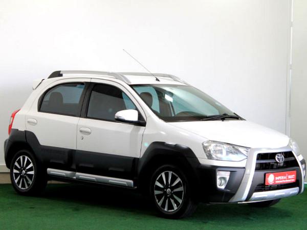2015 Toyota Etios Cross 1.5 Xs 5Dr Western Cape Tygervalley_0