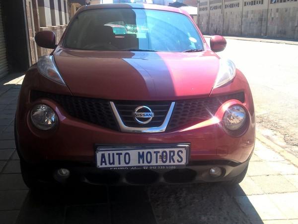 2015 Nissan Juke 1.6 Acenta  Gauteng Johannesburg_0
