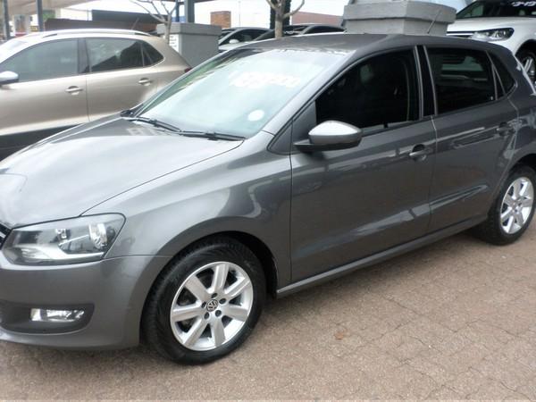 2014 Volkswagen Polo 1.6 Comfortline Tip 5dr  Mpumalanga Ermelo_0