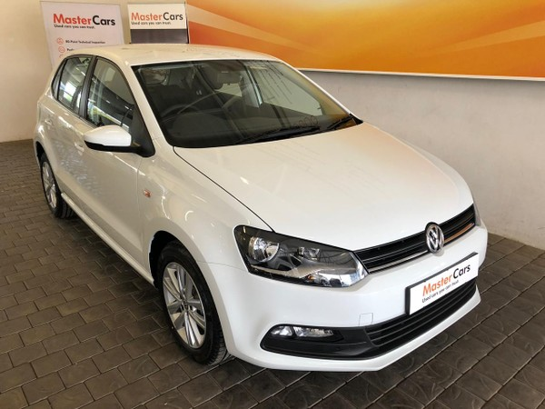 2020 Volkswagen Polo Vivo 1.6 Comfortline TIP 5-Door Free State Bloemfontein_0