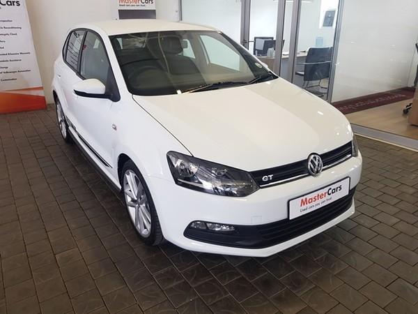 2020 Volkswagen Polo Vivo 1.0 TSI GT 5-Door Free State Bloemfontein_0