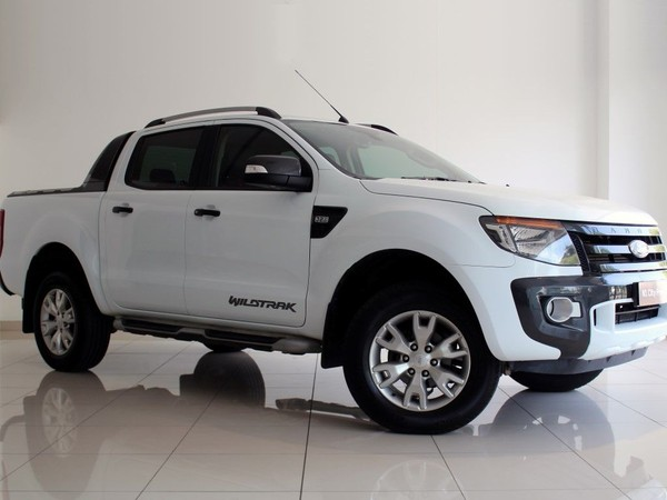2015 Ford Ranger 3.2TDCi Wildtrak Auto Double cab bakkie Western Cape Goodwood_0