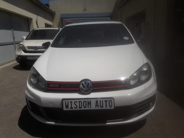 2013 Volkswagen Golf Vi Gti 2.0 Tsi Dsg  Gauteng Johannesburg_0