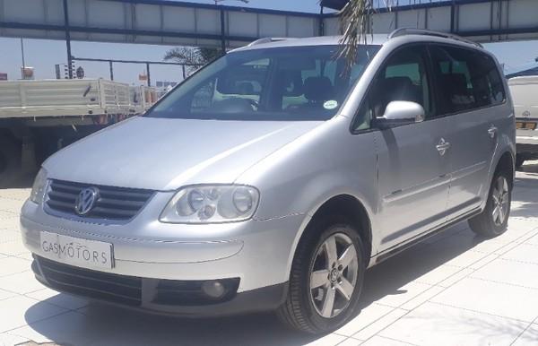 2005 Volkswagen Touran 2.0 Tdi Dsg  Gauteng Kempton Park_0