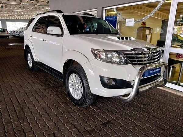2014 Toyota Fortuner 2.5d-4d Rb  Mpumalanga Witbank_0