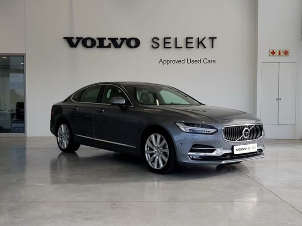 2019 Volvo S90 D5 Inscription GEARTRONIC AWD Western Cape Cape Town_0
