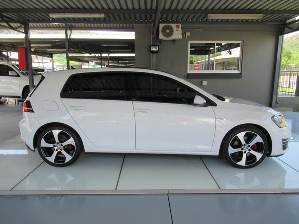 2017 Volkswagen Golf VII GTi 2.0 TSI DSG Gauteng Pretoria_0
