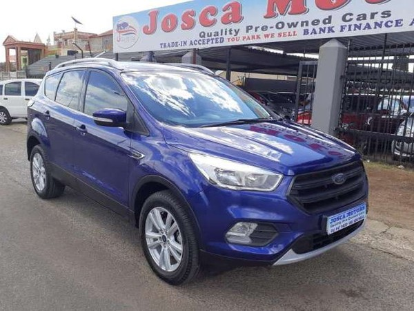 2019 Ford Kuga 1.5 Ecoboost Trend Gauteng Kempton Park_0