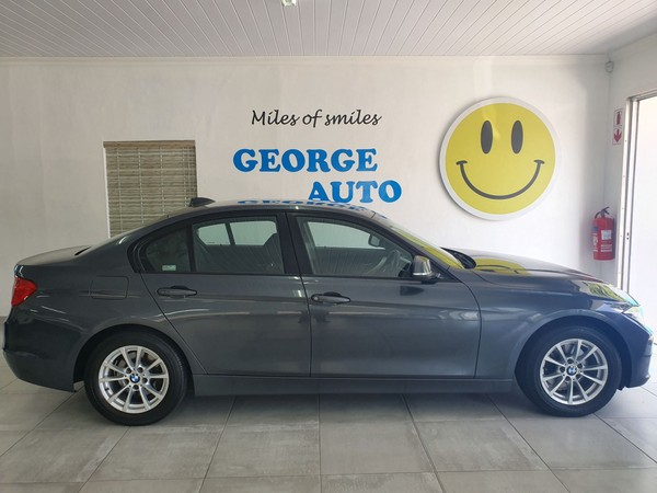 2012 BMW 3 Series 320d AT F30 Western Cape George_0